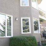 Siding Painting, Stucco Painting and new window Capping installation
